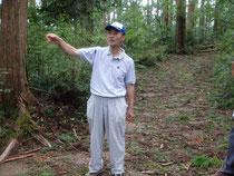 「壊れない作業道」8月豪雨の被害は?─「みなべ川森林組合」が橋本林業を訪問