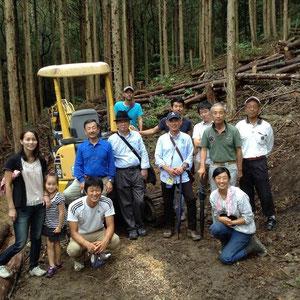 自伐化する山旦那──江戸時代の山守制度が残る奈良県吉野地域からの来訪者たち