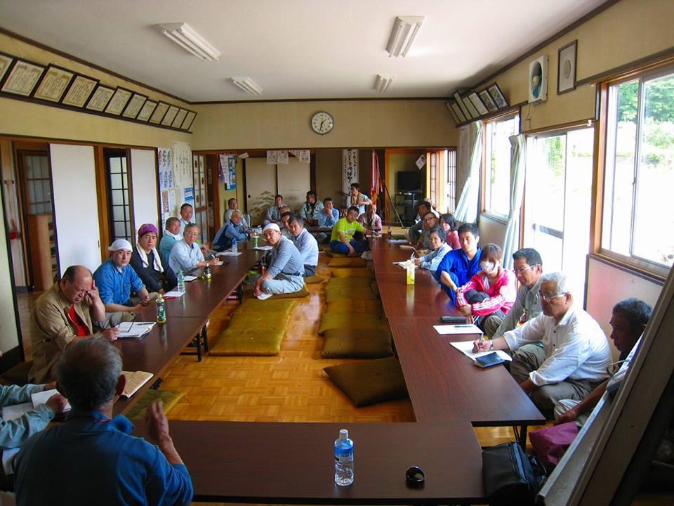 岩手県北上市 毎度30名参加の自伐研修全5回が終了