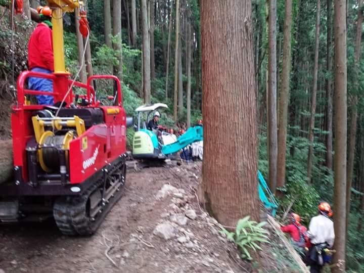 関東初の自伐連続研修が終了 8月からは二期がスタート