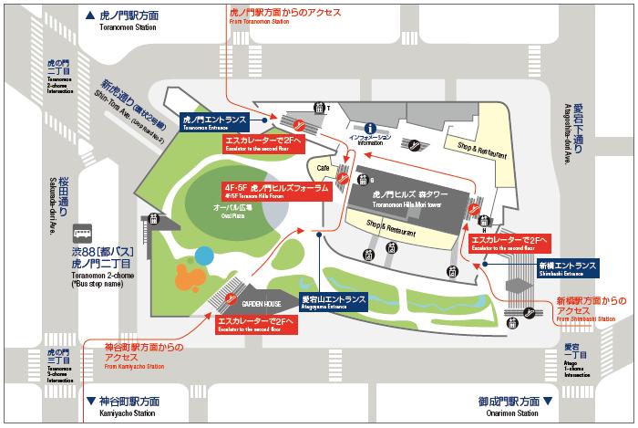 entrancemap
