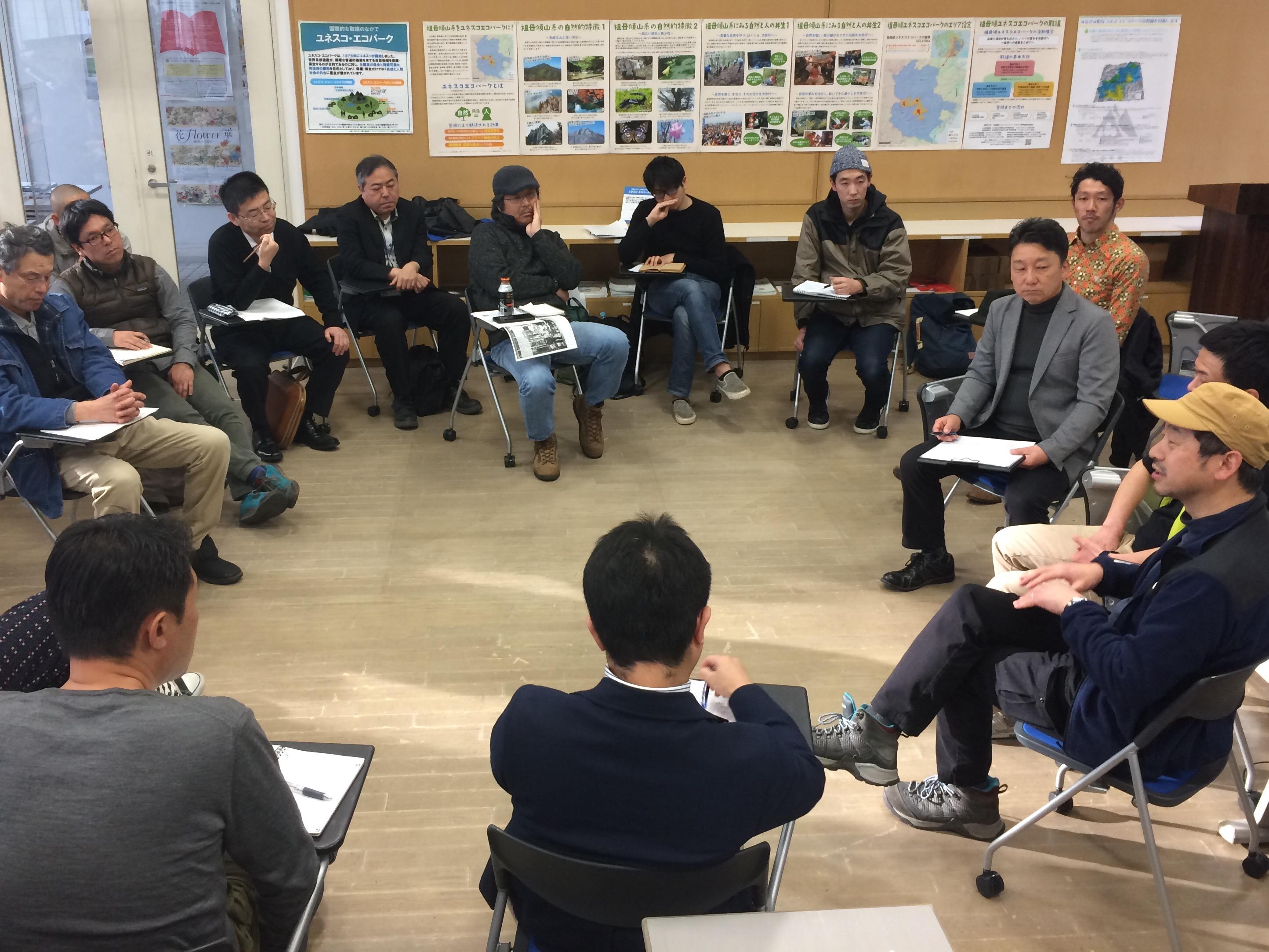 会員向けイベント「自伐型林業オープントークin東京」を開催しました