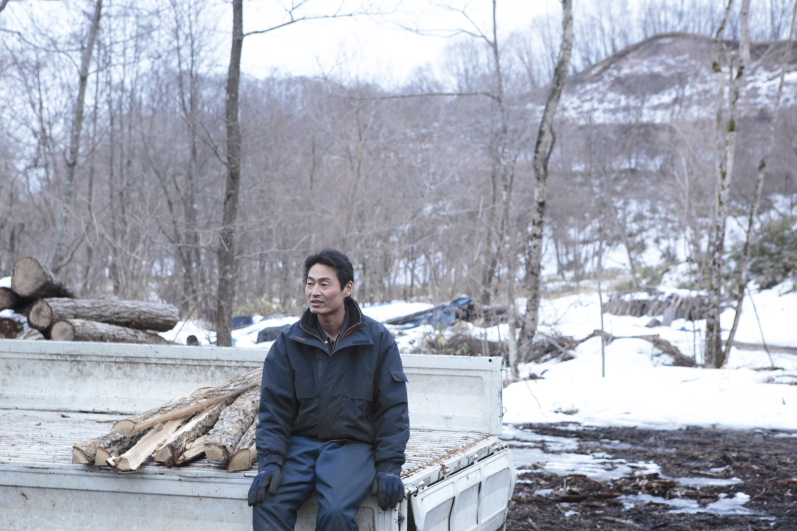 株式会社大西林業「北の大地で、一本の木を見つめ続ける眼差し」(北海道白老町)