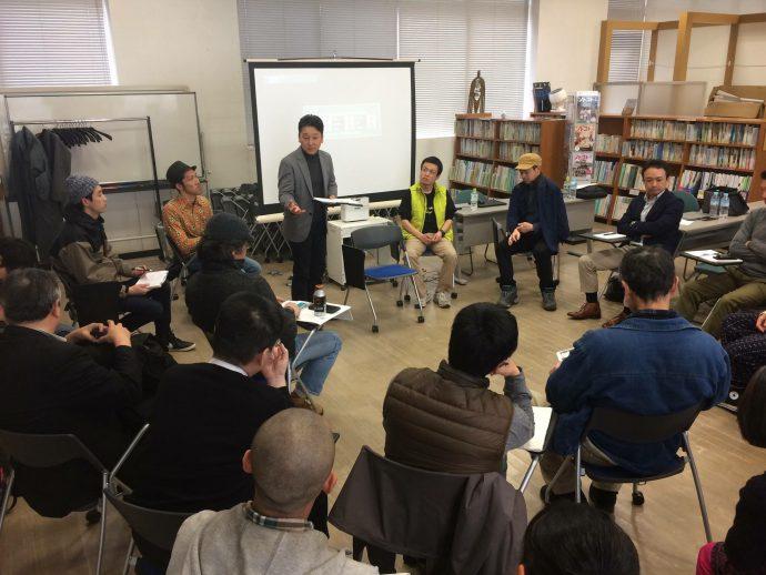 8月5日 会員向け勉強会「自伐型林業オープントークin浜松市天竜 vol.7」開催