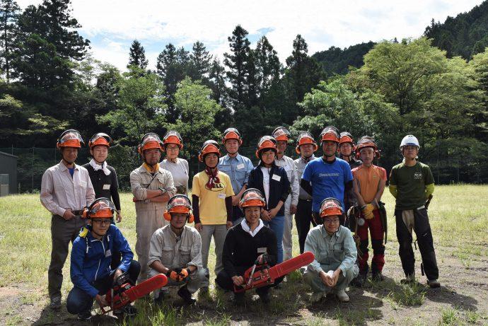 関東・関西校が同時に募集スタート 10月からの地球のしごと大學「自伐型林業学部」後期研修