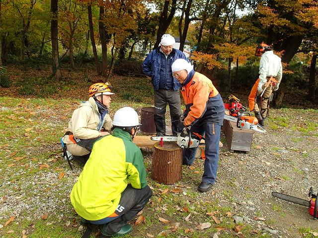 滋賀県長浜市にて自伐型林業研修会の開催します