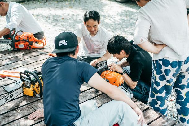 奈良県下北山村で自伐型林業家モデルを募集中!