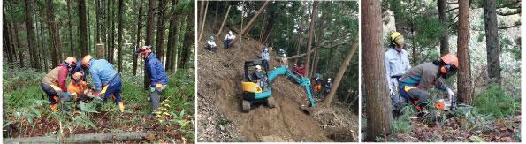 【宮古市限定】2021年度 自伐型林業研修
